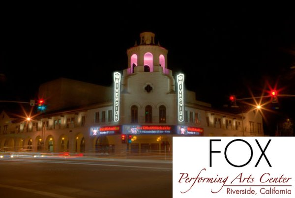 Fox Performing Arts Center