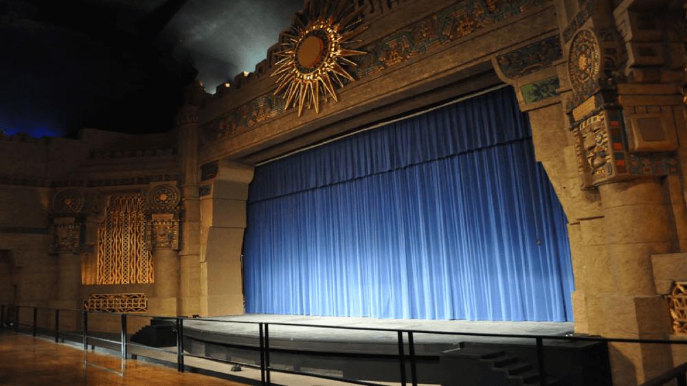 Aztec Theatre Dls Events