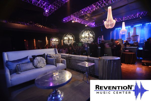 Revention Music Center