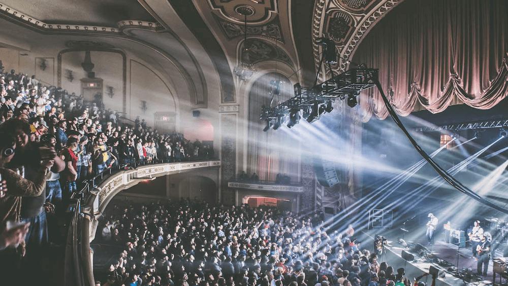 Orpheum Theatre Dls Events